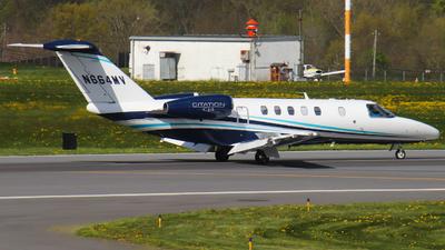A picture of N664MV - Cessna 525C CitationJet CJ4 - [525C0270] - © TriState Aviation