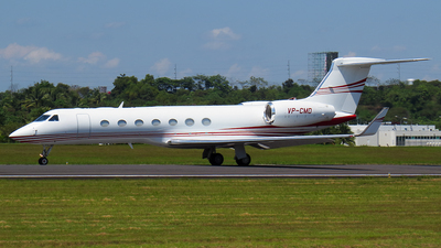 VP-CMD - Gulfstream G550 - Private
