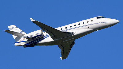 N882MR - Gulfstream G200 - Private