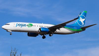 VP-BZY - Boeing 737-9GPER - Ikar