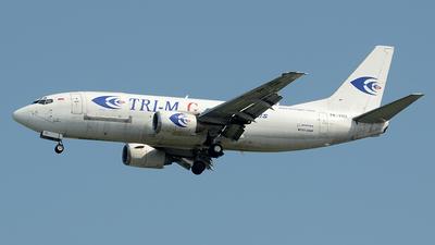 PK-YGH - Boeing 737-36N(SF) - Tri-MG Intra Asia Airlines