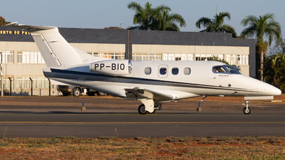 A picture of PPBIO - Embraer Phenom 100 - [] - © DeltaFox Spotter