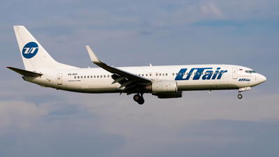 VQ-BQS - Boeing 737-8GU - UTair Aviation