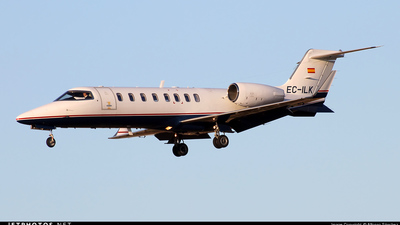 EC-ILK - Bombardier Learjet 45 - Executive Airlines