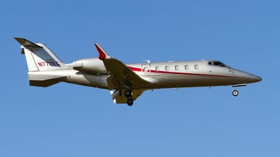 A picture of N772EC - Learjet 60 - Delta Private Jets - © Jeremy D. Dando