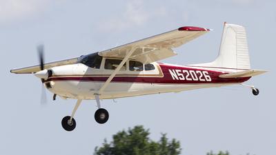 A picture of N52026 - Cessna 180J Skywagon - [18052448] - © Jeremy D. Dando