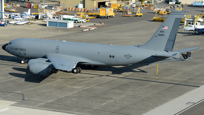 63-8885 - Boeing KC-135R Stratotanker - United States - US Air Force (USAF)