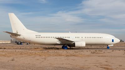 N417XA - Boeing 737-484 - Untitled