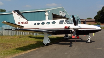 M-MANX - Cessna 425 Conquest I - Private