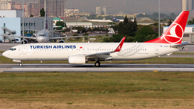 TC-JYH - Boeing 737-9F2ER - Turkish Airlines