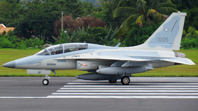17-005 - Korean Aerospace Industries FA-50 - Philippines - Air Force