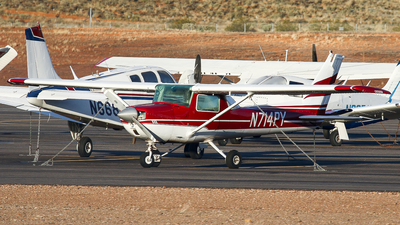 A picture of N714PY - Cessna 150M - [15079338] - © BaszB