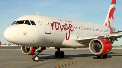 C-GARJ - Airbus A319-114 - Air Canada Rouge