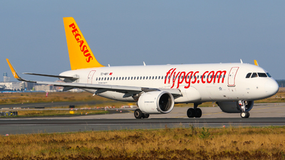 A picture of TCNBY - Airbus A320251N - Pegasus Airlines - © Johannes Wirl