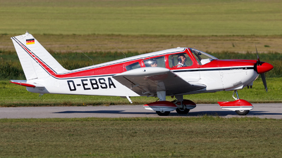 D-EBSA - Piper PA-28-180 Cherokee D - Private