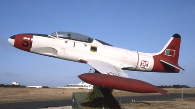1951 - Lockheed T-33 Shooting Star - Portugal - Air Force