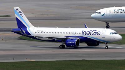 VT-IZD - Airbus A320-271N - IndiGo Airlines