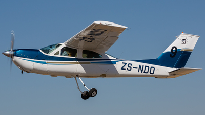 ZS-NDO - Cessna 177RG Cardinal RG - Private