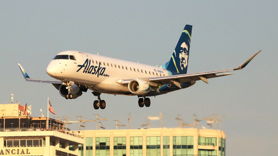 N189SY - Embraer 170-200LR - Alaska Airlines (Skywest Airlines)