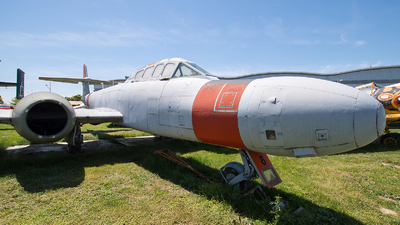 NF11-8 - Gloster Meteor NF.11 - France - Air Force