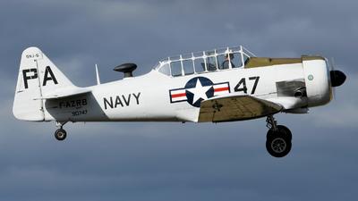 F-AZRB - North American T-6 Harvard - Private