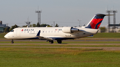 N8965E - Bombardier CRJ-440 - Delta Connection (SkyWest Airlines)