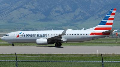 N855NN - Boeing 737-823 - American Airlines
