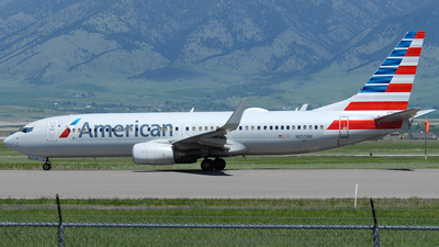 A picture of N855NN - Boeing 737823 - American Airlines - © Jason Whitebird