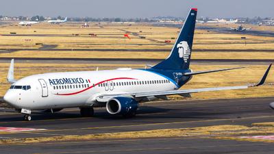 EI-DRA - Boeing 737-852 - Aeromexico