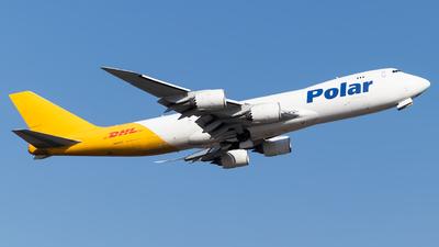 N858GT - Boeing 747-87UF - Polar Air Cargo