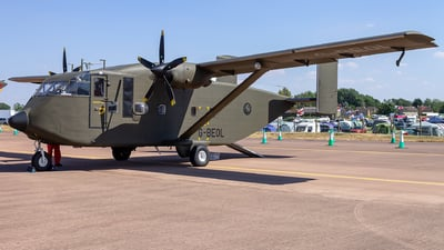 G-BEOL - Short SC-7 Skyvan 3-100 - Eureka Aviation