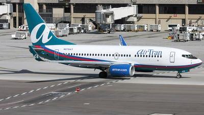 N279AT - Boeing 737-76N - airTran Airways