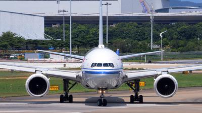 B-2068 - Boeing 777-2J6 - Air China