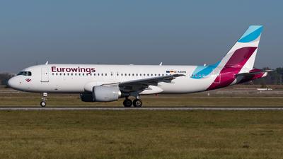 D-ABHN - Airbus A320-214 - Eurowings