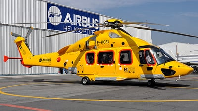 A picture of FHCEI - Airbus Helicopters H175 - [5003] - © Zenon Sanchez Z.