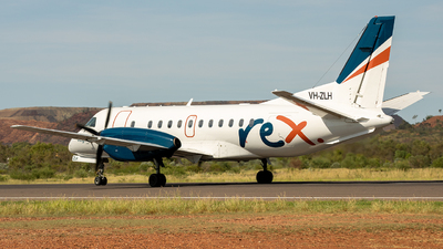 A picture of VHZLH - Saab 340B - Regional Express - © Johno Neilsen
