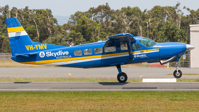 VH-YMV - Cessna 208 Caravan - Private