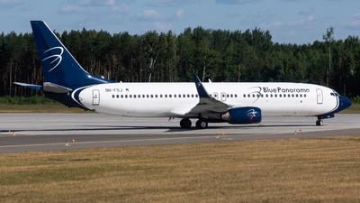 9H-FSJ - Boeing 737-86N - Blue Panorama Airlines