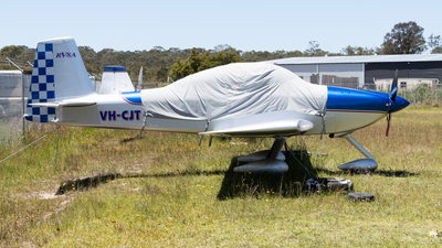 VH-CJT - Vans RV-8A - Private