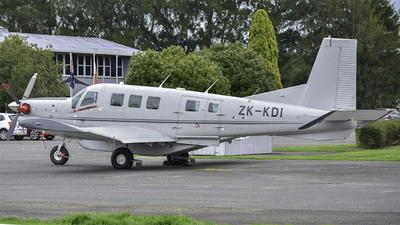 ZK-KDI - Pacific Aerospace P-750 XSTOL - Pacific Aerospace