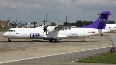 HB-ALQ - ATR 72-202(F) - Zimex Aviation
