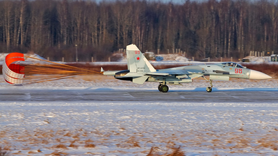 RF-33753 - Sukhoi Su-27P Flanker - Russia - Navy