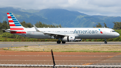 N126AN - Airbus A321-231 - American Airlines