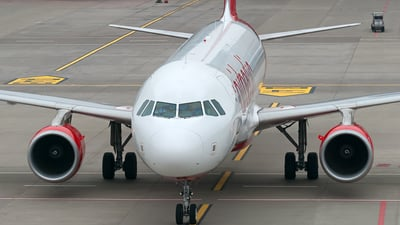 D-ABFF - Airbus A320-214 - Air Berlin