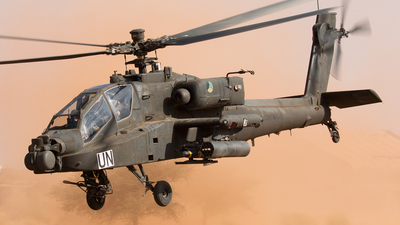 Q-15 - Boeing AH-64D Apache - Netherlands - Royal Air Force