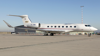M-JCBB - Gulfstream G650 - Private