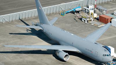 A picture of N462KC - Boeing KC46A Pegasus - Boeing - © Daniel Dominguez
