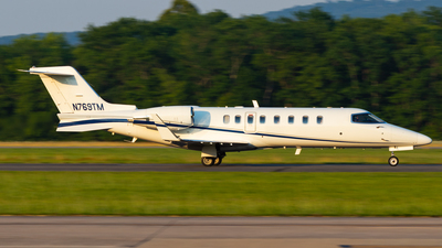 A picture of N769TM - Learjet 45 - [45176] - © Andrew Jeng