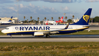A picture of 9HQAN - Boeing 7378AS - Ryanair - © Miguel Agius