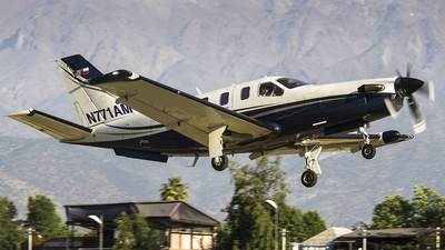 N771AM - Socata TBM-850 - Private